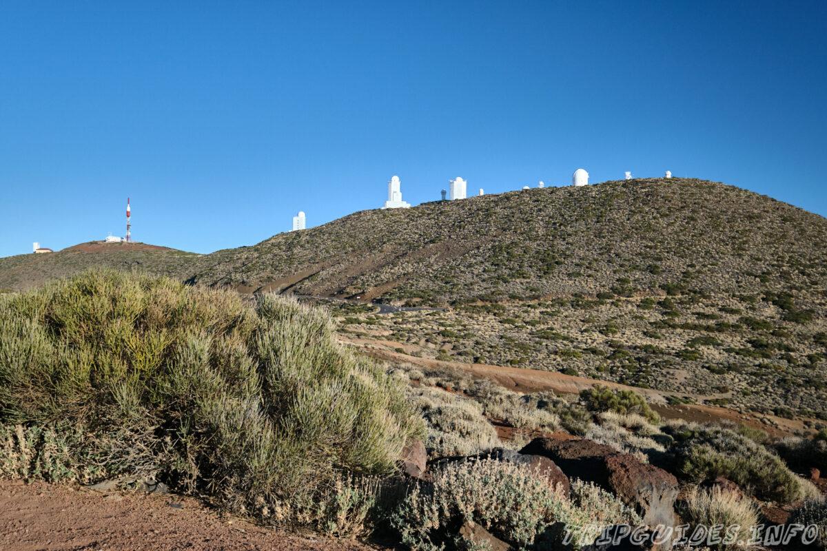 Обсерватория Тейде на Тенерифе