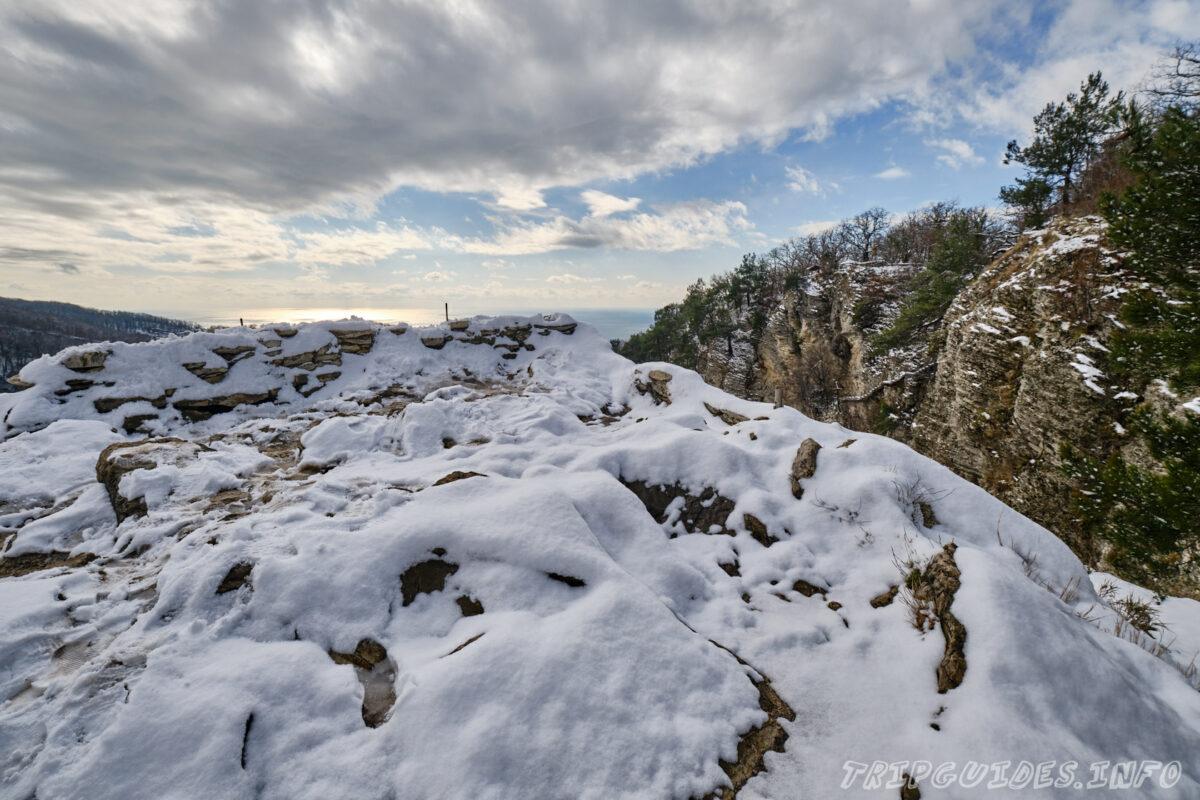 Орлиные скалы - Сочи