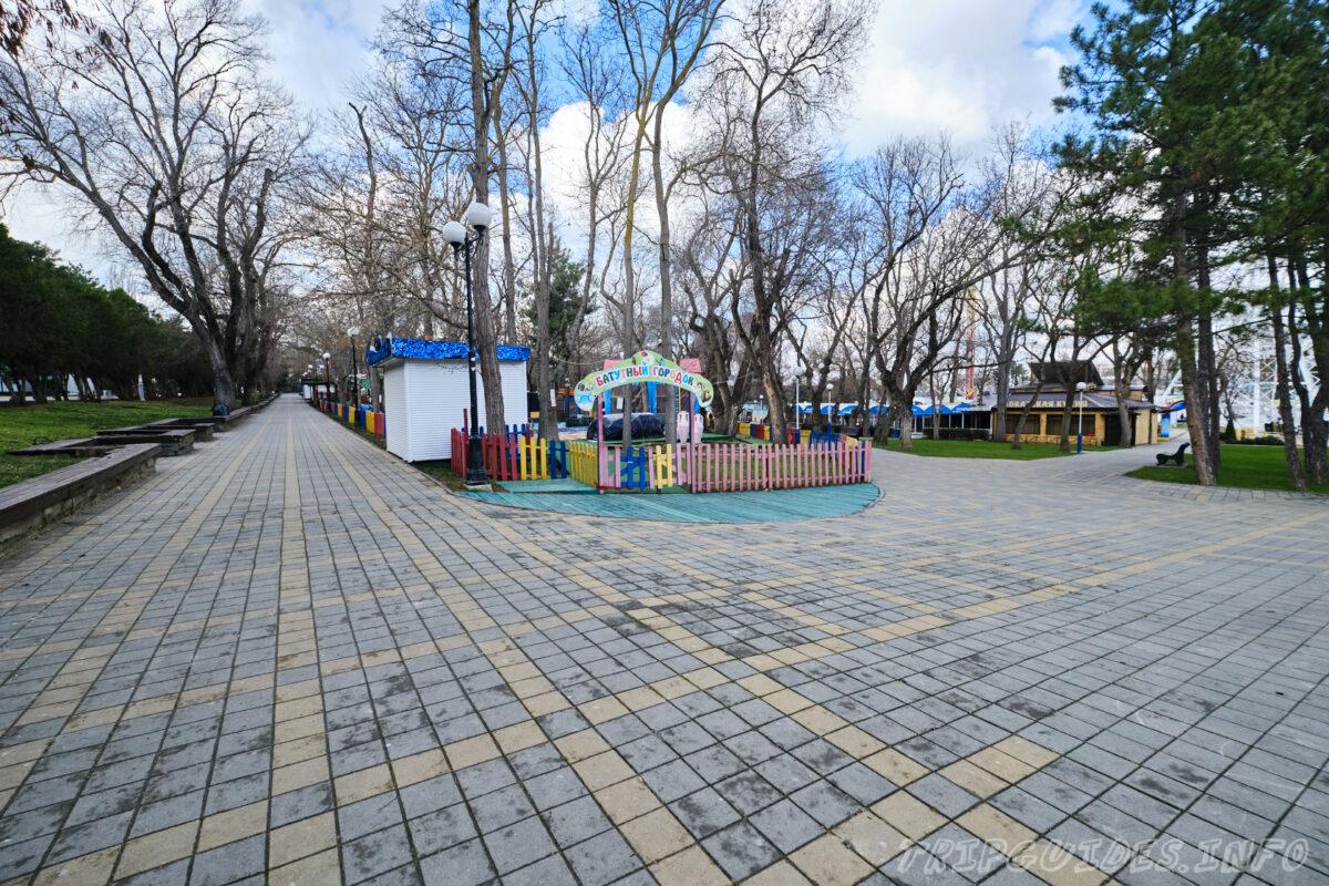 park imeni 30 letiya pobedy v anape 36 1200x800 - Парк имени 30-летия Победы