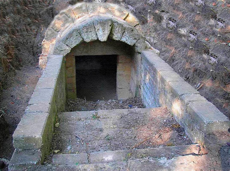 Склеп Геракла в Анапе