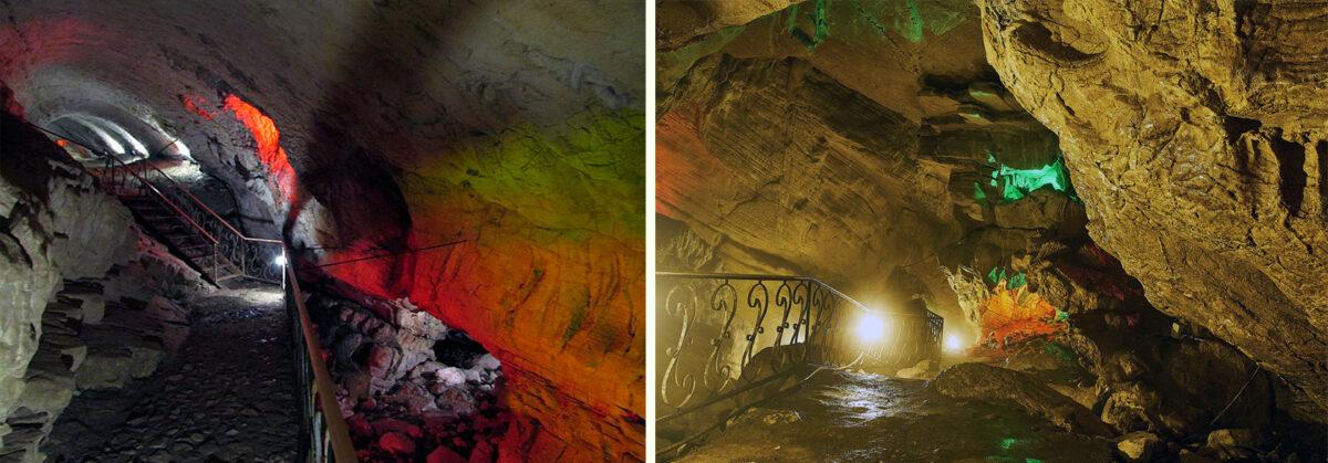 Воронцовская пещера - Сочи