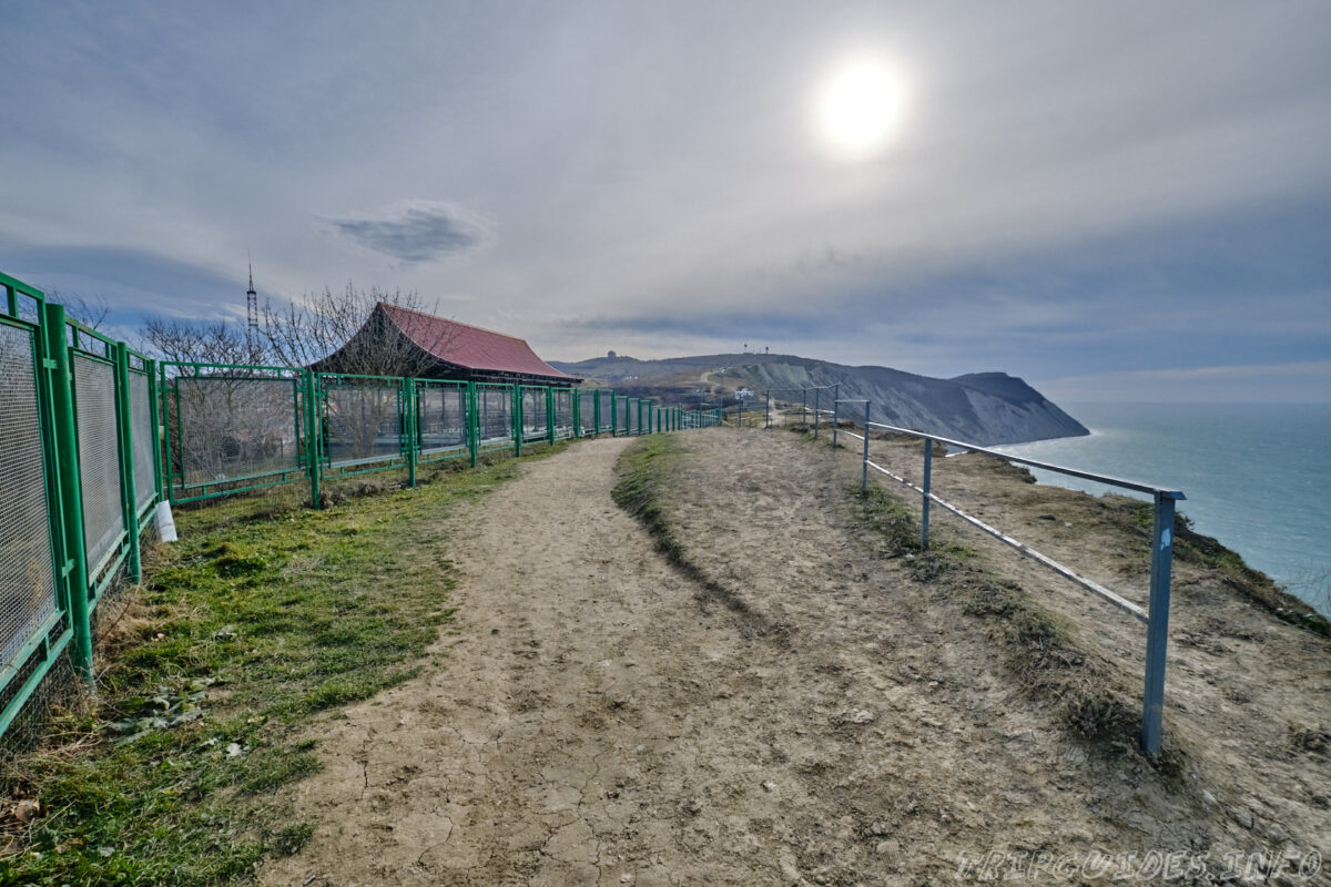 800 ступеней в Су-Псех - Анапа, Краснодарский край