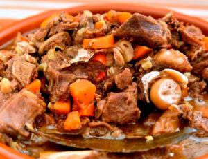 Козье мясо - La carne de cabra