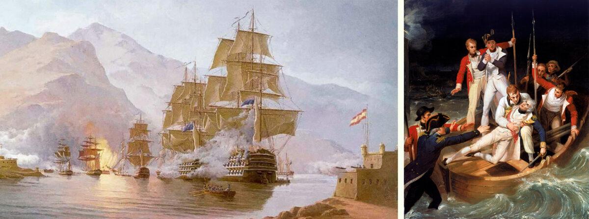 Адмирал Горацио Нельсон на Тенерифе