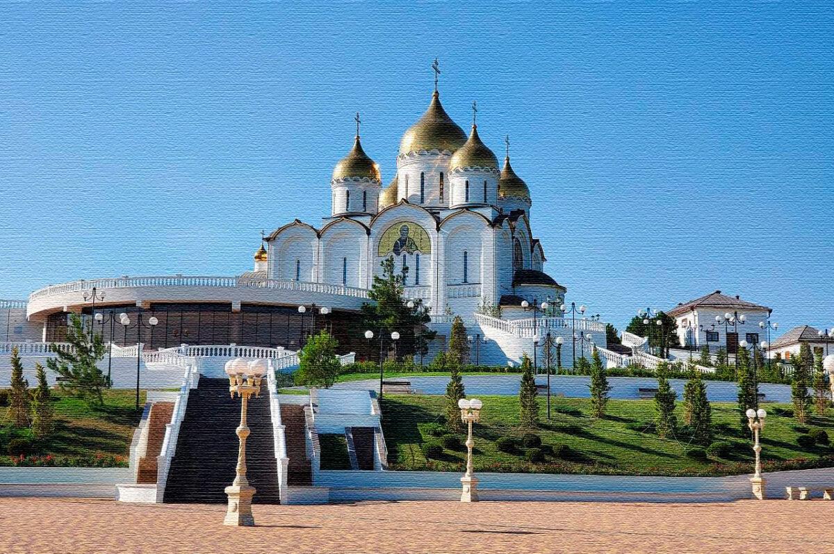 Собор Андрея Первозванного в Геленджике