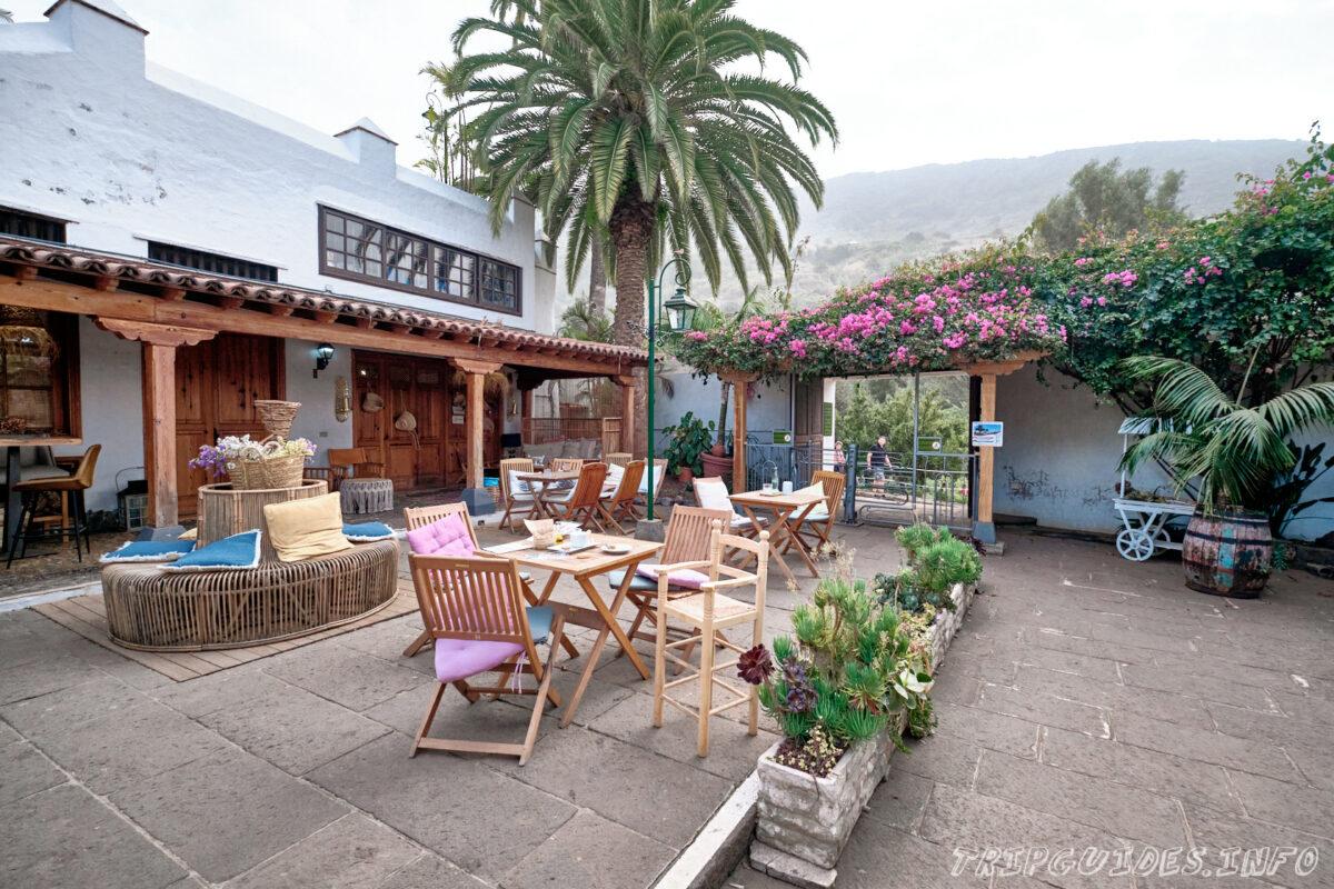 Бар Драго в Икод-де-Лос-Винос на Тенерифе в Испании