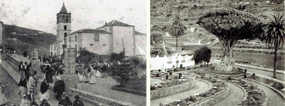 История Икод-де-Лос-Винос Тенерифе