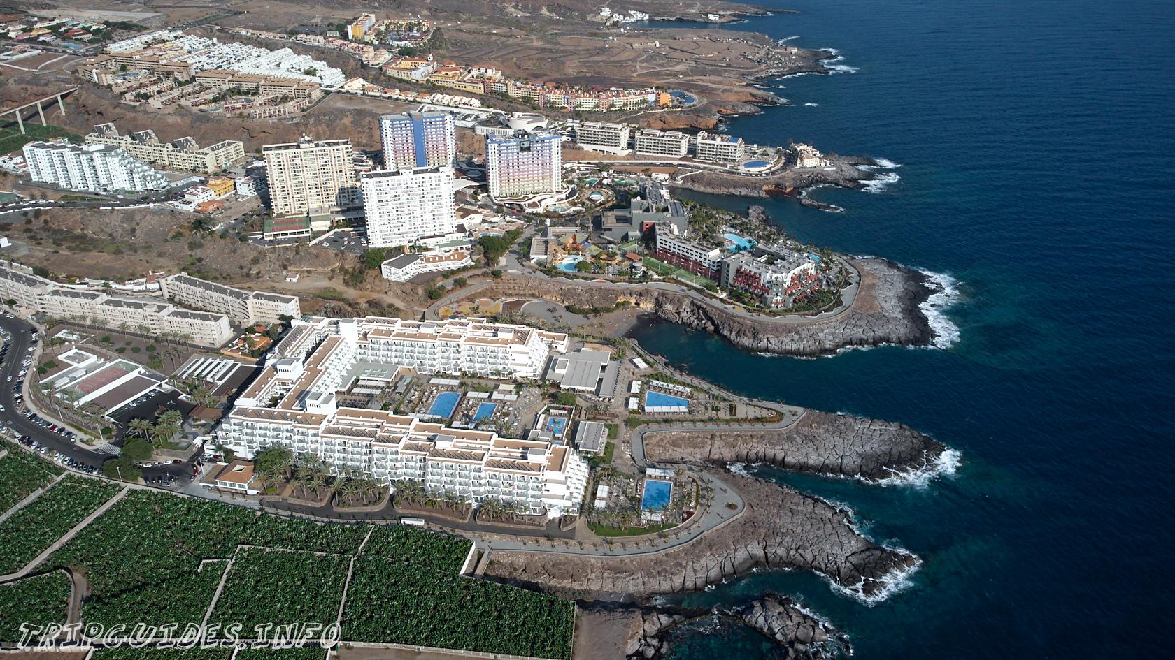 Отель Riu Buenavista 4* в Плайя Параисо - курорт на Тенерифе