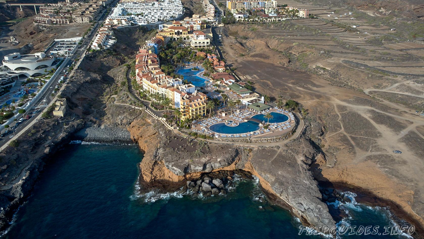 Отель Bahia Principe Sunlight Costa Adeje 4* в Плайя Параисо - курорт на Тенерифе