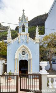 Часовня Сан Маркос на Тенерифе