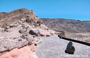 Скалы де Гарсия в Национальном парке Тейде на Тенерифе